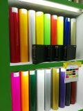 Vinilo Cuttable flexible de la hebra de la buena calidad para las materias textiles