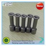 Stahl-/maschinell bearbeitende/kundenspezifische CNC maschinelle Bearbeitung AluminiumMachining/CNC Präzision