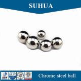 Esferas de tierra plateadas plata de la precisión G100 de las bolas 10m m