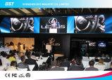 500mmx500mm P2.98mm Ultral HD 실내 임대료 발광 다이오드 표시 스크린