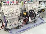 2 Sequin 자수를 가진 맨 위 컴퓨터 자수 기계
