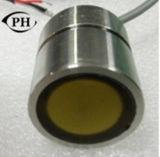 Transductor ultrasónico piezoeléctrico de alta resolución del flujómetro de calor