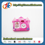 新しいデザイナー方法子供のためのプラスチック映像の視聴者のカメラのおもちゃ