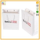 Druckpapier-Beutel und Einkaufstasche mit kundenspezifischem Drucken