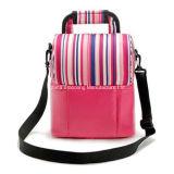 Sacchetto isolato esterno portatile del pranzo del dispositivo di raffreddamento di picnic di vendita della spalla calda delle signore