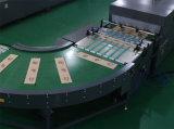 Coperchio automatico completo del taccuino di alta qualità che ordina la macchina di fascicolazione