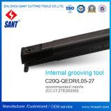 Interner fugender Werkzeughalter C20q-Qedr05-27 für Drehbank-Maschine