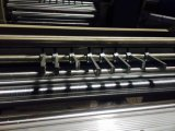 Plástico de tipo vertical PE PP OPP Film de corte y de la máquina rebobinadora (DC-QFJ100-1300)