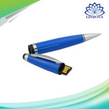 4GB 8GB 16GB 32GB Metal Touch Pen Memory Stick USB Flash Disk Pencil para Business Man Gift