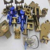 ゴム製ブレスレット(JM-640T)のための二重ヘッドレーザーの彫版機械