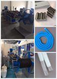 Одностеночная пластичная производственная линия штрангя-прессовани трубы из волнистого листового металла