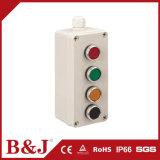 IP68 Caixa de botão de plástico ABS à prova d'água