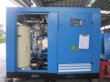 회전하는 중간 수용량 기름에 의하여 범람되는 나사 공기 압축기 (KD55-08)