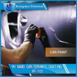 Покрытие с высокой газопроницаемостью Self-Cleaning для автомобиля и керамические