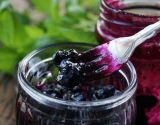 Polvere della spremuta del mirtillo per sapore dell'alimento e della bevanda