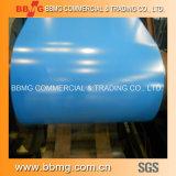 Prepainted Gi bobinas de acero / PPGI / hoja de acero galvanizado recubierto de color en la bobina