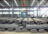 Grade pré-fabricada elegante da construção de aço para a fábrica