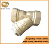 Bsp Theaded Conexão Y Tipo filtro / filtro de tubo