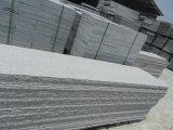 De klantgerichte Opgepoetst/Geslepen Controle van het Verschil van de Kleur Grijs Graniet G603