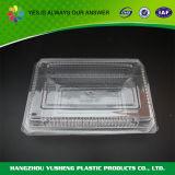 Различный пластмасовый контейнер упаковки еды раковины Clam размера