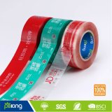 Напечатанная лента упаковки коробки BOPP от Китая
