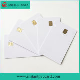 Smart card do Inkjet Sle4442 do espaço em branco da boa qualidade