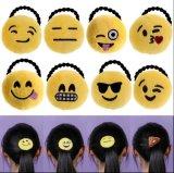Cuerda linda Hairband del pelo de la felpa de Emoji