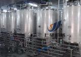 Joghurt-aufbereitende Zeile Maschinerie beenden