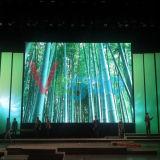 성과 단계 HD 임대료 P3.91를 위한 영상 벽 발광 다이오드 표시