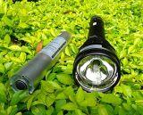 Lampe de poche rechargeable 7800mAh HID aussi brillante que la lampe de voiture