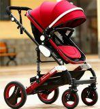 ヨーロッパ規格の承認のベビーカーの赤ん坊の手押車