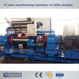 Máquina de borracha do moinho de mistura da eficiência elevada