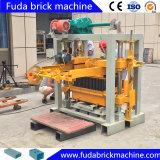 Machine de fabrication de brique de verrouillage de machine à paver concrète économiseuse d'énergie