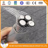 Cable de aluminio 600V de Ser del conductor de la lista de la UL