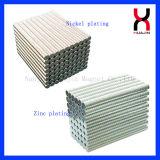 Forte disco di N35 N38 N40 N42 N45 N48 N50 N52/disco/cerchio permanente/magneti del mestiere/rotondi casella dell'imballaggio