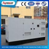 Yangdong 485Dの3段階4ワイヤーが付いている電気発電機セット