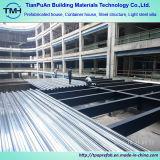 Plataforma de estructura de acero para el centro comercial