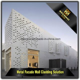 Modern Aluminum Sheet Metal Perforated Fronting Panel
