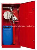 Metal Equipo de extinción de incendios del gabinete / Acero Fuego Gabinete de Protección