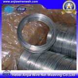 Filo di acciaio tuffato della fabbrica o elettrotipia galvanizzato caldo del collegare del ferro con il prezzo basso