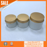 Tapón de rosca de aluminio China de cerámica tarro de cristal
