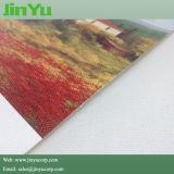 tela di canapa solvibile di arti del Poli-Cotone della stampa del getto di inchiostro di lucentezza 380GSM
