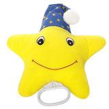 Детский Wholesle мягкие мягкие звезд музыкального потяните строку игрушка