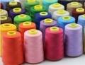 100%回されたポリエステル縫う糸40s/2ポリエステルヤーン