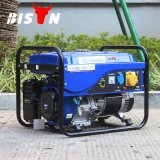 Bison (China) BS6500p 5kw Bastidor Redondo proveedor experimentado 5kVA monofásicos generador de gas natural