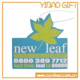 Ambientador de aire de papel del coche del purificador del aire del coche del purificador del aire del ozono para el regalo de la promoción del perfume (ambientador del YB-aire)