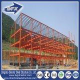 Qingdao ha prefabbricato la struttura d'acciaio chiara che costruisce il multi piano