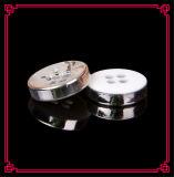 кнопка смолаы черных детей кнопок 4holes ручная