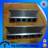 Резец нарезание зубчатых колес на зубодолбежном станке модуля HSS для прямого конического зубчатого колеса