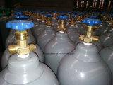 La pureza del 99,999% de gas de helio (He) llena el balón inflable